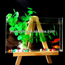 Promotional Plastic acrylic fish tank/aquarium