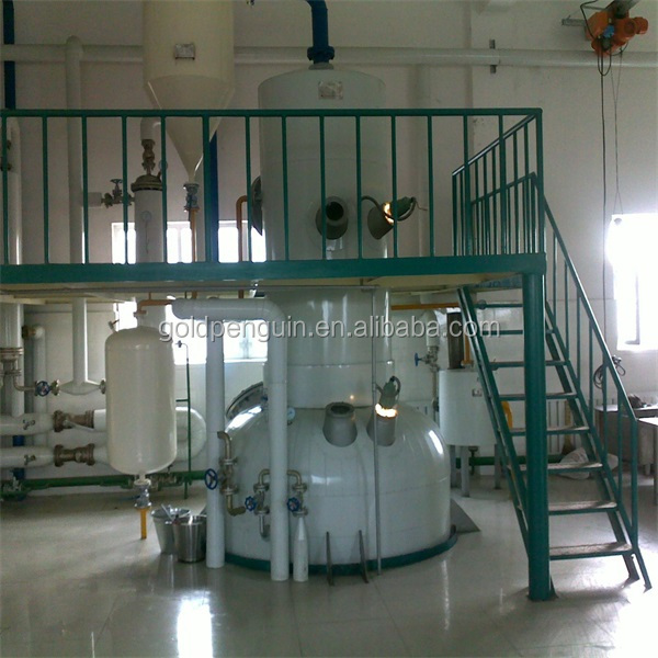 Europ vegetable oil standard evegetable oil machine