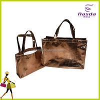 China supplier foldable shopping bag/cheap shopping bags/non woven shopping bag