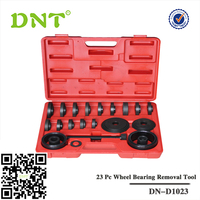 FWD Wheel Bearing Removal Tool Set