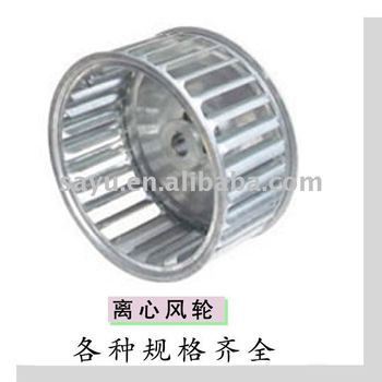 galvanized steel fan wheel/impeller