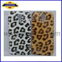 Leopard Print IMD TPU Gel Case For Samsung Galaxy S4 i9500