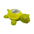 BPA FREE Baby Bath Floating Frog Toy Baby Bath Thermometer