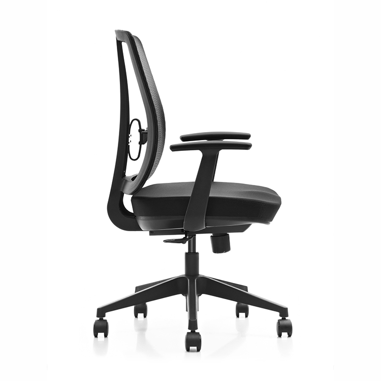 2019 Multi-functional Black Office Executive Adjust Height Chair