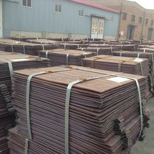 Best quality Copper cathode 99.99% China factory supply at low price