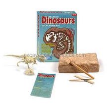 OEM/ODM Wholesale Full Packing Dino Fossil Dig Kits, 3 asstd.
