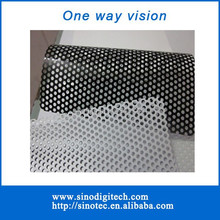 Factory price one way vision pvc films for screen and window