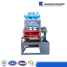 Scheelite tailing dewatering machine high frequency screen
