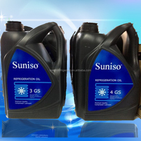 Suniso Refrigeration Oils for 3GS 4GS 5GS 4L Packing good quality