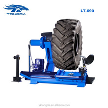 2018 Tongda LT 690 heavy duty truck changer tire machine aluminum material motor
