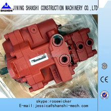 EX40 hydraulic pump NACHI PUMP PVD-2B-40P-16G5-4702G for mini crawler excavator