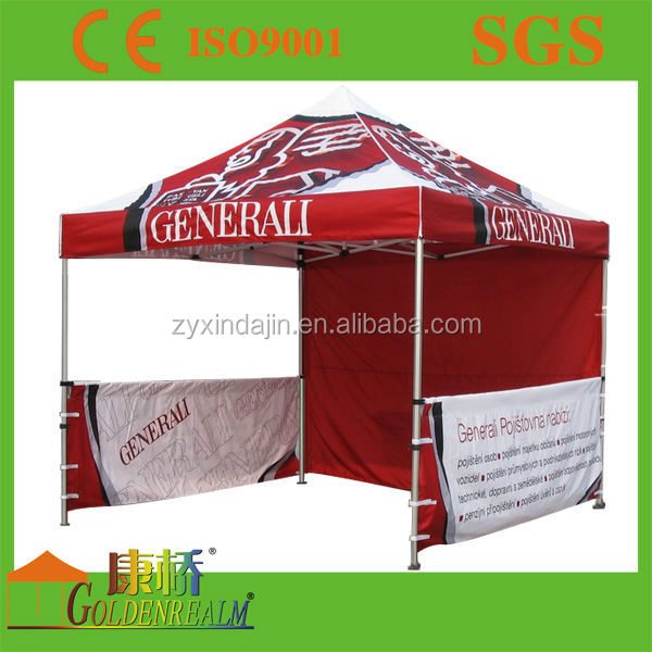 3x3m Aluminum folding tent, gazebo, easy up tent, portable canopy tent