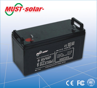 <MUST Solar>Sealed Lead Acid Battery UPS Battery 12v 18Ah