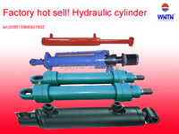 Double Acting ram hydraulic cylinders piston mini furniture hydraulic cylinder