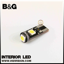 T10 3-5050-SMD Canbus Error Free Interior Dome Map LED Lights Lamps