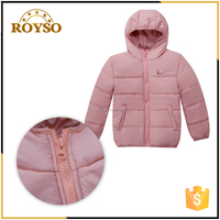 Eco-Friendly American Children Pink Customized Color Cheap Varsity Jacket