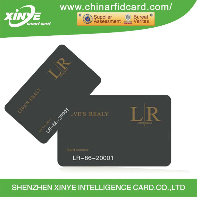 CMYK Full Color Printing Plain PVC EM Proximity ID Card EM Series Chip