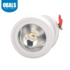 Obals low price 6 inch ultra thin 10w 15w 20w commercial smd led downlight