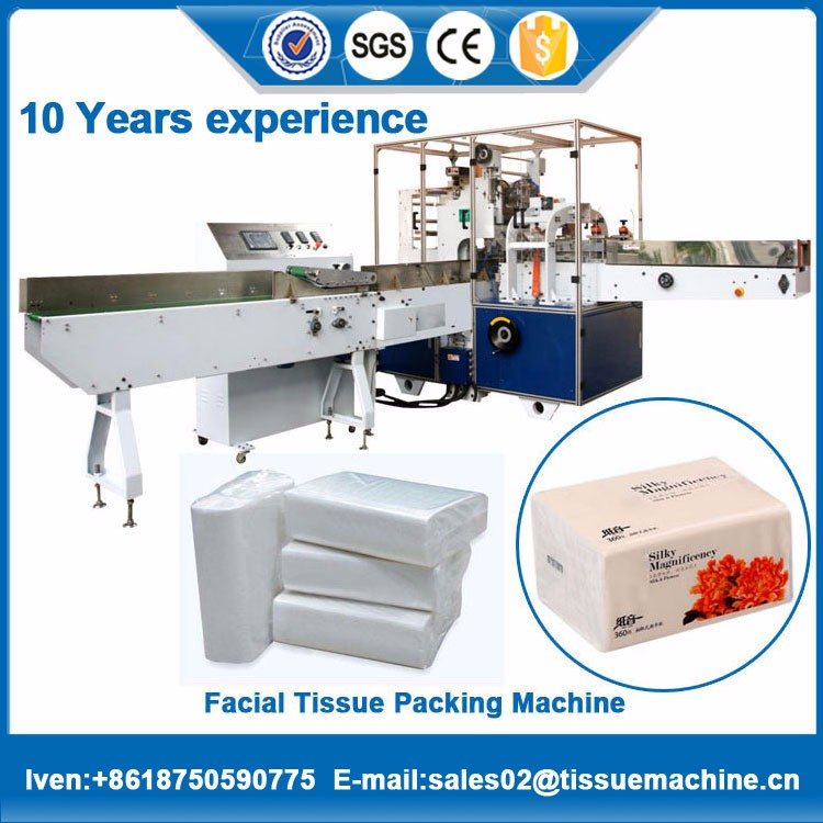 kitchen towel paper roll wrapping bagging sealing packing machine
