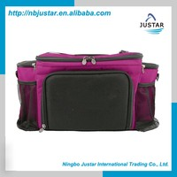 Hot Selling Large Insulation 6 Meal Management Lunch Bag Insulated Lunch Box Bag
