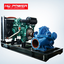300kw 400kva farm synchronous generator high efficiency water pump unit
