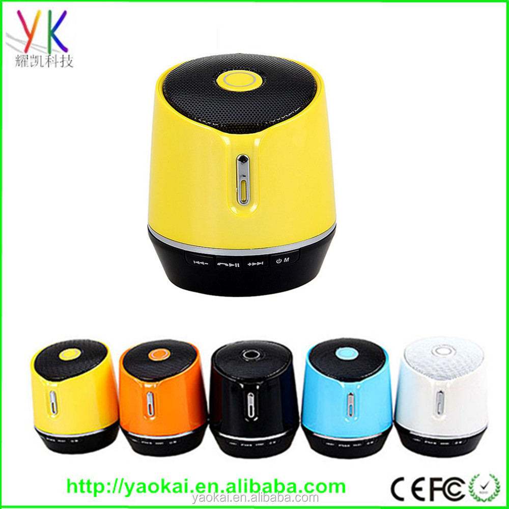 Mini Stereo Bluetooth Hi-Fi Hands-free Call Bluetooth Wireless Speaker Portable Music Speaker with Hands-free Call Function