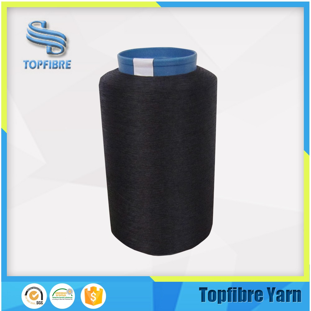 Respond Within 24 Hours Good Reputation High Twist Polyester Texture Yarn
