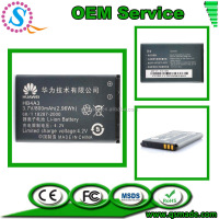 Factory OEM Original Quality 800mAh HB4A3 Battery For HuaWei T1100 T120 T1201 BatteryBattery ( Nokia X2 6300) Mobile Phone