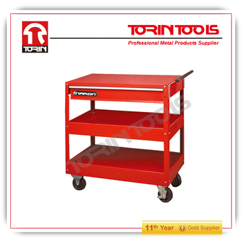 High Quality Steel Rolling Cart /Tool cart with drawer