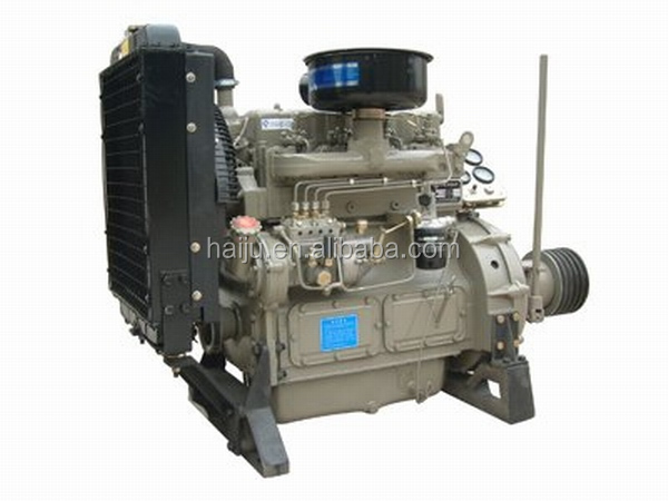 2014 supply cheap price 50hp 36kw 4 Stroke Water-cooled Ricardo boat usage marine diesel engine