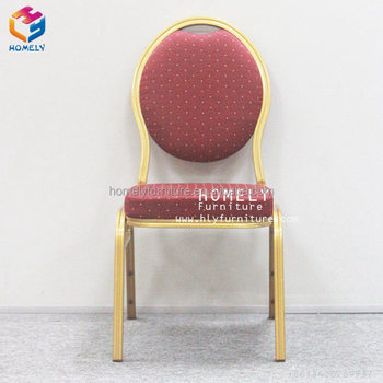 Wholesale Stackable Used Hotel Banquet Catering Chair