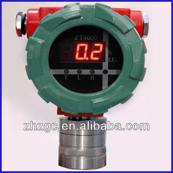 ZT1000 point type combustible gas detector