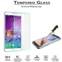 0.33mm For Samsung GALAXY A3 Tempered Glass Screen Protector Premium front clear protective film cover