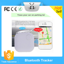 100% Best Quality Clapping Wallet And Electronic Key Finder gps kids Alarm bluetooth tracker