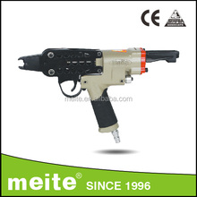 China Supplier Direct Sale Meite SC7E Air C Ring Nail Gun Hog Ring Plier Sofa Nail Power Tools