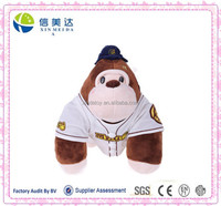 Strong Stuffed Plush Dressing Gorilla Soft Toy