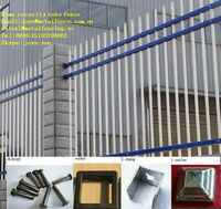 Decorative strong structure comany security fence