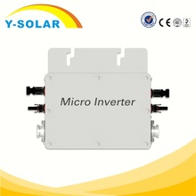 Y-SOLAR WVC-600W-220V china factory wholesales grid tie inverter for home solar system