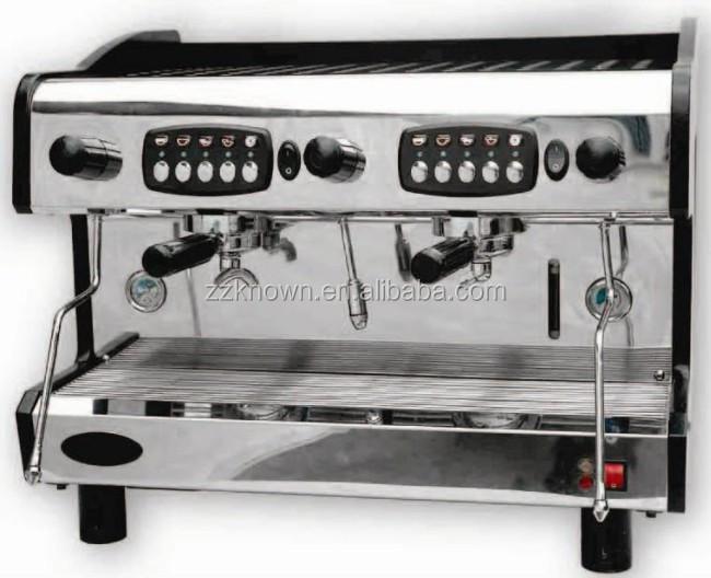 Mocha Espresso Maker ~ Stainless steel commercial espresso mocha coffee maker