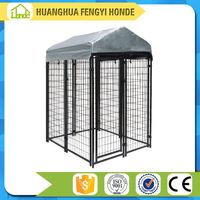 Cheap Dog Kennels With Top Cover /Dog House