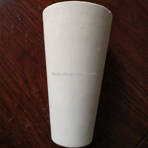 Professional Maker For Gold Assaying Ceramic Fire Clay Fire Assay Crucibles And Magnesite Cupels For Gold
