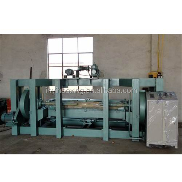 8 feet large wood spindle peeling machine for plywood