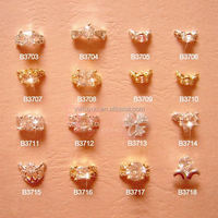 New coming fine quality nail art designs handmade for wholesale