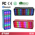 Cool Style Bluetooth Speaker, Colorful Light Bluetooth Speaker with Cheap Price