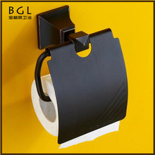 No.17333 High-End Zinc Alloy Soft Feeling With Covered Wall Mounted Bathroom Accessories Paper Roll Holder
