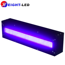 high power 395nm silk screen printing uv led linear curing system for coating
