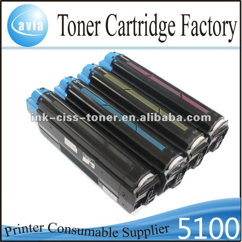 Printer consumables factory for OKI C5100N 5200 5400DN 5100 5400N