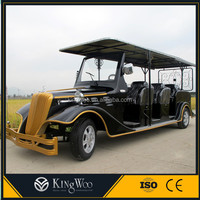 Hot sale 8 seat classic electric sightseeing vehicle