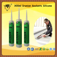 Factory Price Iranian Silicon 300ml/Sealants Silicone With Clear And Colored