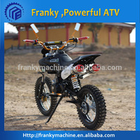 Hot sale made in china electric and kick start 110 cc dirt bike